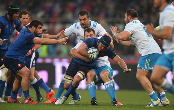 Rugby, la Francia stende l'Italia nel Sei Nazioni: 29-0!