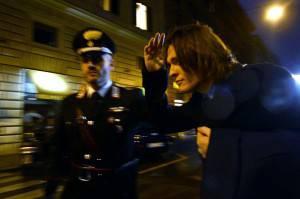 Raffaele Sollecito (FILIPPO MONTEFORTE/AFP/Getty Images)