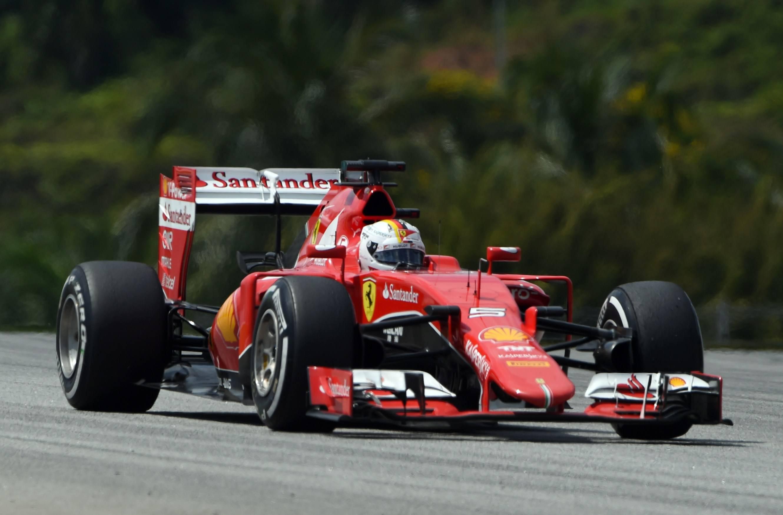 Formula 1, Vettel vince il Gran Premio della Malesia!