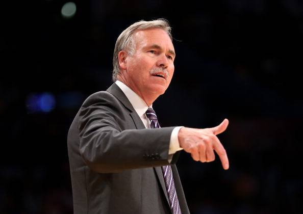 Mike D'Antoni (getty images)