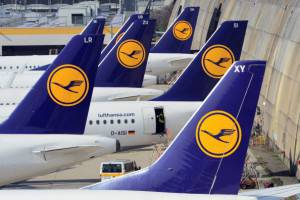 Lufthansa Pilots Launch Three-Day Strike