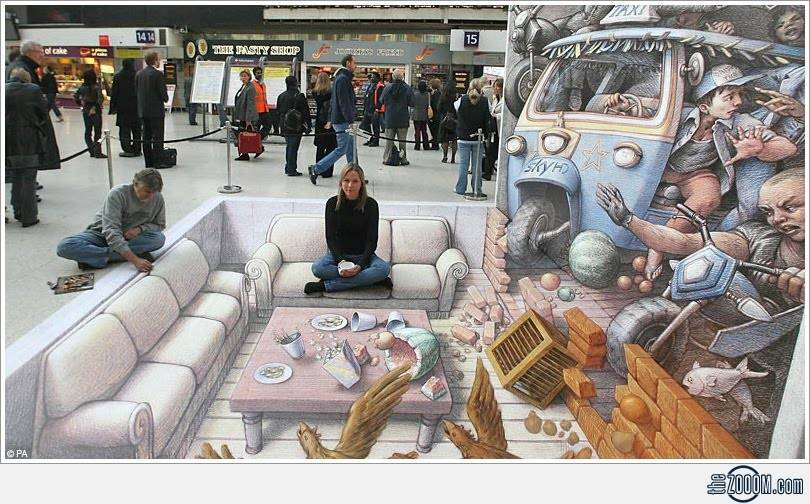 Couch-Street-Art-Illusion