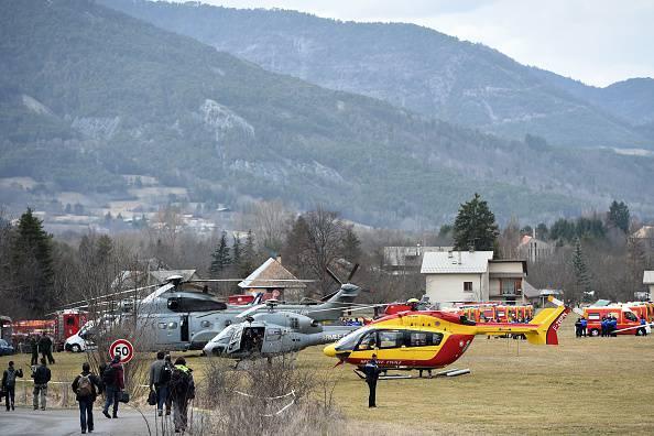 """Airbus a320, la gendarmeria: """"avvistato un corpo che si muove"""""""