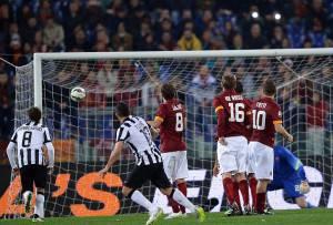 Roma-Juventus (getty images)