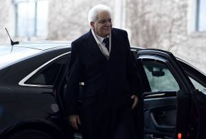 Sergio Mattarella (ODD ANDERSEN/AFP/Getty Images)
