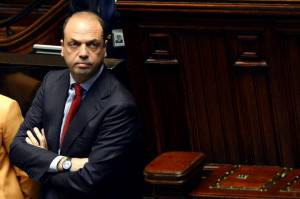 Angelino Alfano (GIUSEPPE CACACE/AFP/Getty Images)