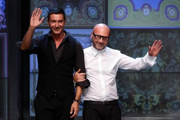 Dolce e Gabbana (Vittorio Zunino Celotto/Getty Images)
