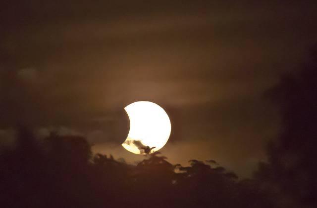 Tra qualche giorno lo spettacolo dell'eclissi solare