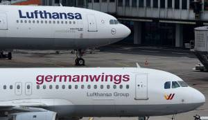germanwings Lufthansa disastro