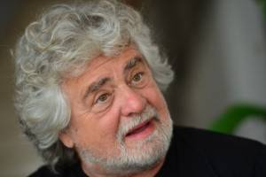 Beppe Grillo (CACACE/AFP/Getty Images)
