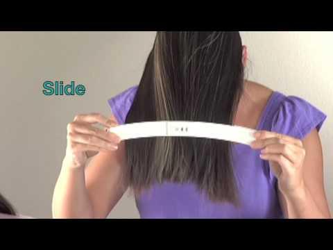 Per tagliare i capelli da soli