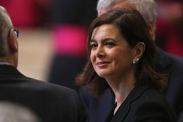 Laura Boldrini (Franco Origlia/Getty Images)