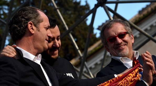 Caso Tosi, due elettori su tre stanno con Salvini