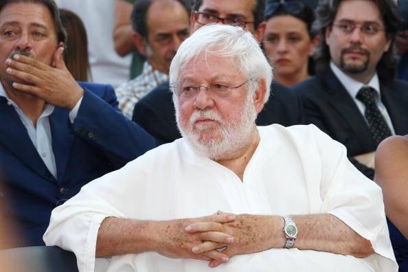 Paolo Villaggio (Vittorio Zunino Celotto/Getty Images)