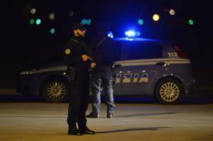 Polizia (ANDREAS SOLARO/AFP/Getty Images)