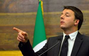 Matteo Renzi (ANDREAS SOLARO/AFP/Getty Images)