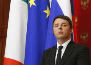 Matteo Renzi (SERGEI KARPUKHIN/AFP/Getty Images)