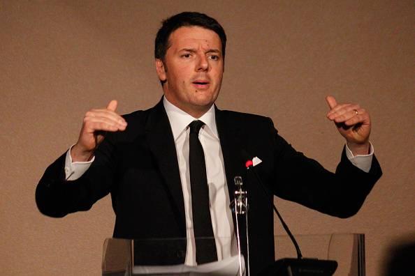 """Renzi: """"Interveniamo in Libia prima che la prenda l'Isis"""""""