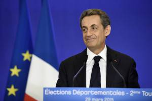 Francia Sarkozy Le Pen Destra Hollande