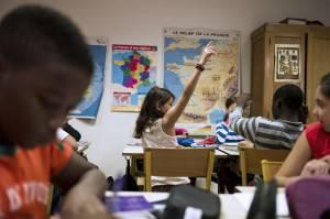 Pedofilia Francia Scuola elementare Preside