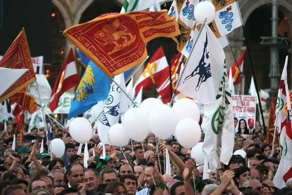 Lega Nord, aria di scissione