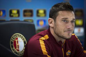 Francesco Totti (JERRY LAMPEN/AFP/Getty Images)