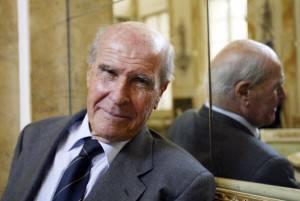 Umberto Veronesi (Giuseppe Cacace/Getty Images)