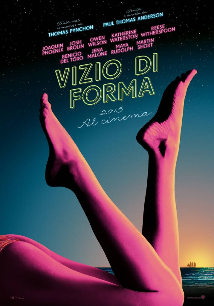 """""""Vizio di forma"""": recensione"""