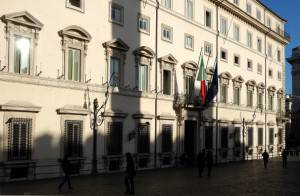 Palazzo Chigi (ALBERTO PIZZOLI/AFP/Getty Images