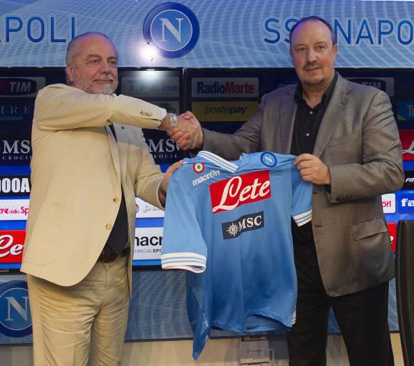 Napoli, De Laurentiis-Benitez: contatto. Ecco cosa succederà