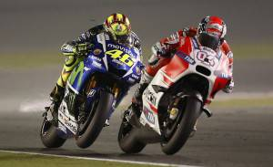 Rossi-Dovizioso (getty images)