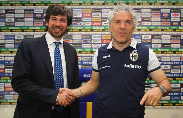 """Calcio, Demetrio Albertini il salva-Parma: """"Cerchiamo acquirenti per rimanere in B"""""""