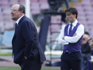 Montella-Benitez (getty images)