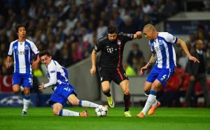 Porto-Bayern Monaco (getty images)