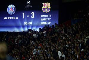 Psg-Barcellona (getty images)