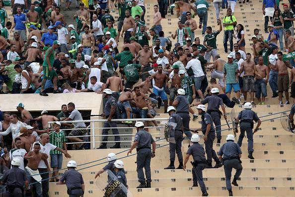 Raid contro i tifosi avversari, è strage in Brasile