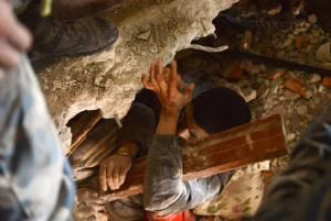 NEPAL-DISASTER-EARTHQUAKE