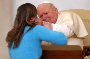 Pope John Paul II Attends World Youth Day Activities