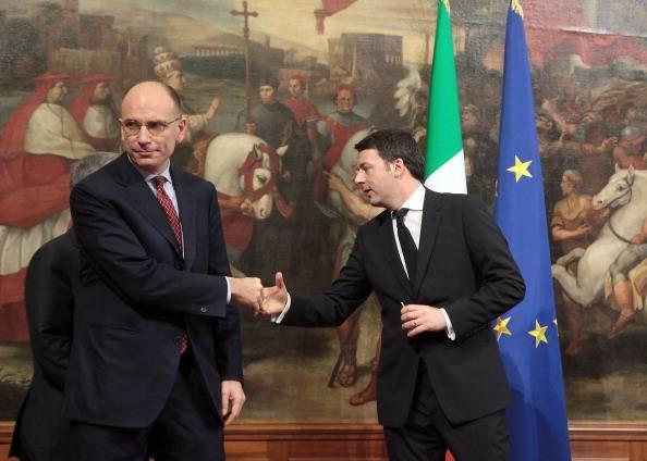 Enrico letta si dimette dal parlamento for Diretta dal parlamento
