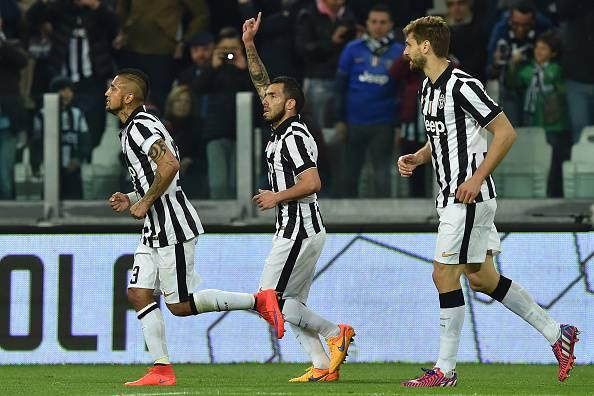 La Juve vince a Genova: bianconeri Campioni d'Italia