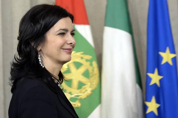 """Laura Boldrini: """"L'immigrazione non è una minaccia"""""""