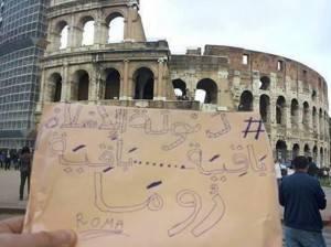 Isis Minacce roma Italia