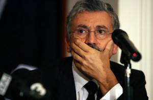 Massimo D'Alema (RAMZI HAIDAR/AFP/Getty Images)