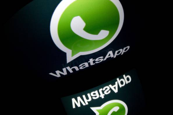 Whatsapp (LIONEL BONAVENTURE/AFP/Getty Images)