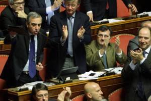 Maurizio Gasparri (Franco Origlia/Getty Images)
