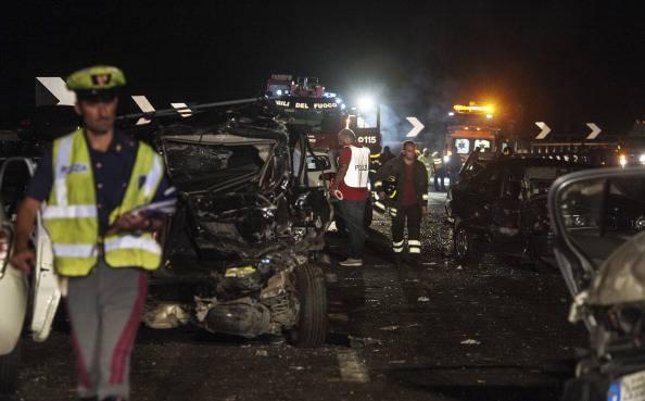 Milano: incidente mortale in tangenziale