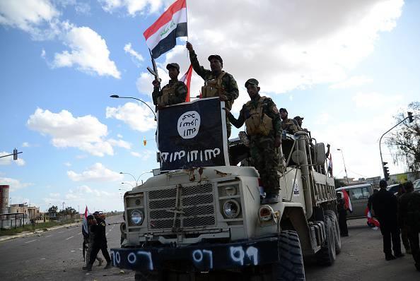 Isis, mistero Tikrit
