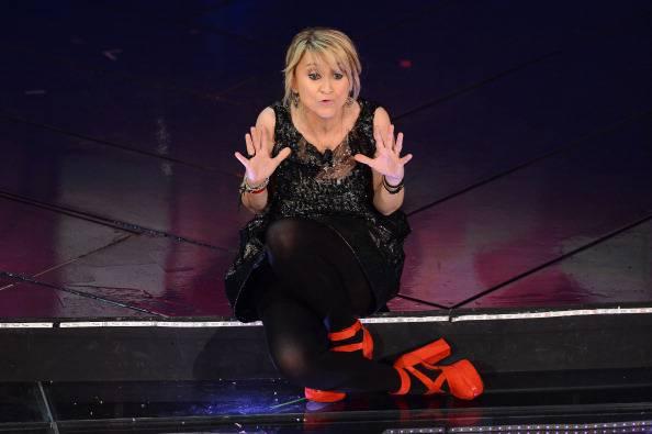 Luciana Littizzetto (Daniele Venturelli/Getty Images)
