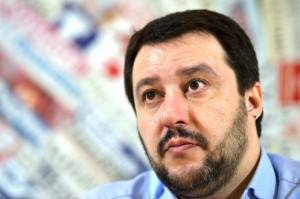 Matteo Salvini (GABRIEL BOUYS/AFP/Getty Images)