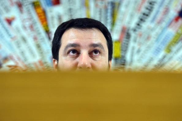 """Mafia Capitale, Salvini: """"Presto centinaia di indagati"""""""